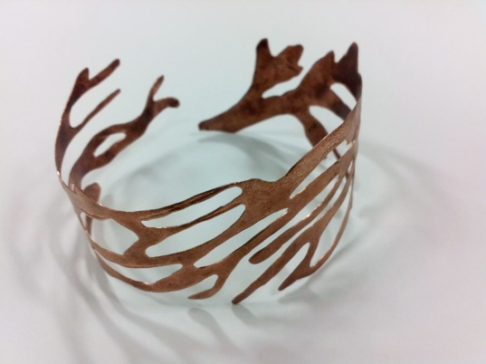 Sea Fan - Copper 2012