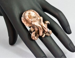Cuttlefish - Bronze $180