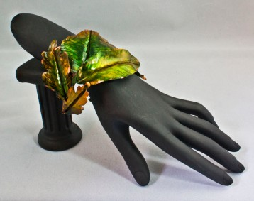 Encompassing Green - Copper, Ink $60